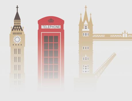 Foggy London Town