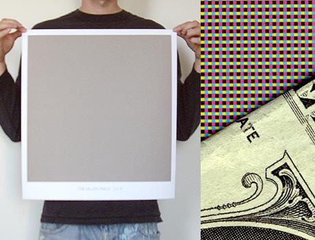 One Million Pixels